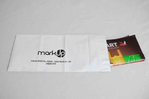 envelope fronha para e-commerce