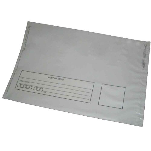 envelope impresso de segurança