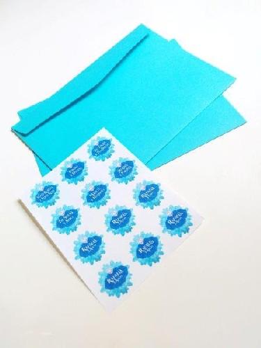envelope personalizado com janela