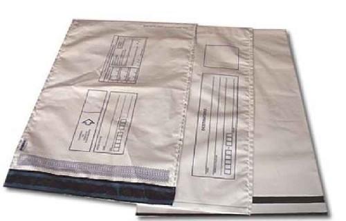 envelope plástico para documento