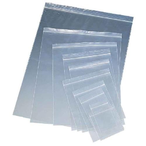 envelope plástico transparente com lacre