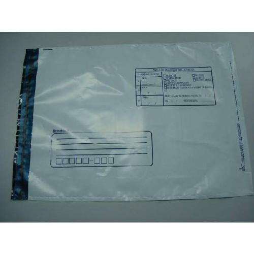 envelopes adesivados